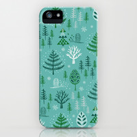 Winter Wonderland iPhone & iPod Case by Janet Broxon