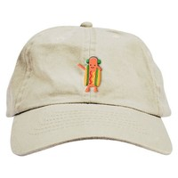 Hot Dog Filter Dad Hat