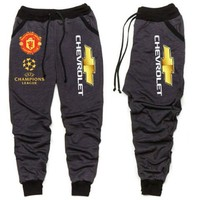 Manchester United Joggers or Capri training 3/4 pants