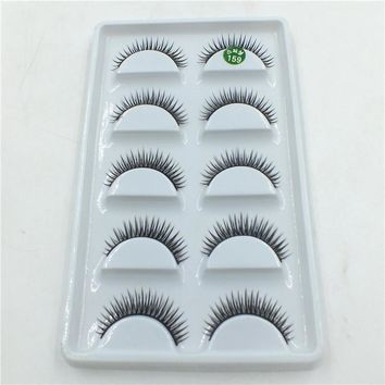 Sexy Thick Long Hot Deal Natural Cotton Hot Sale Stylish False Eyelashes [51395002380]