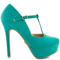 Promise Shoes - Jacinto - Turquoise