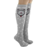 The Big Bang Theory Soft Kitty Pattern Socks