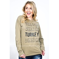 Winner Winner Turkey Dinner Top