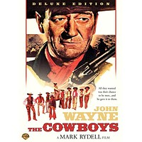 The Cowboys 27x40 Movie Poster (1972)