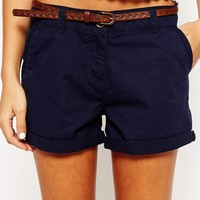 New Look Chino Shorts