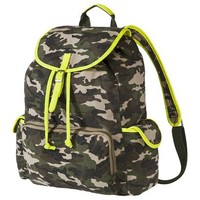 Mossimo Supply Co. Camoflauge Backpack - Multicolor