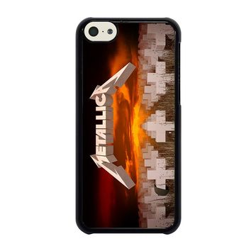 METALLICA MASTER OF PUPPETS iPhone 5C Case Cover