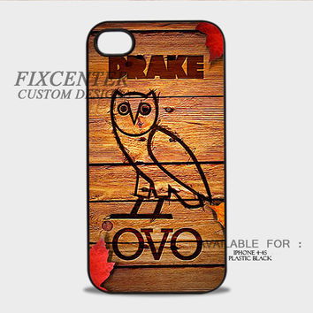 Drake ovo owl - iPhone 4/4S Case