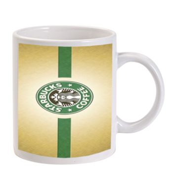 Gift Mugs | Art Logo Starbucks Coffee Ceramic Coffee Mugs