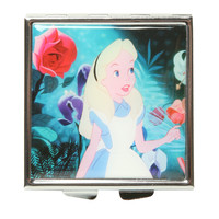 Disney Alice In Wonderland Hinge Mirror