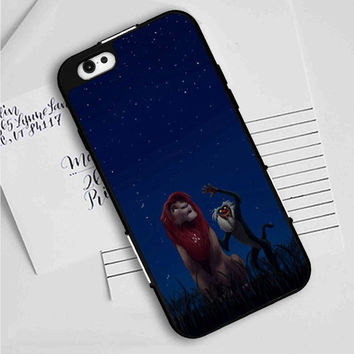 Lion King Stars iPhone 7 | 7 Plus Case Planetscase.com
