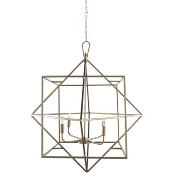 Surya Bach Pendant Light