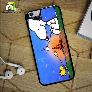 Snoopy Bbq iPhone 6S Case by Avallen