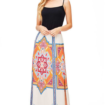 Morning Star Maxi Skirt