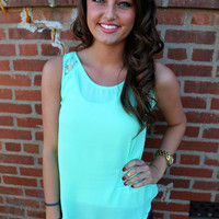 Spring Dreaming {Mint}