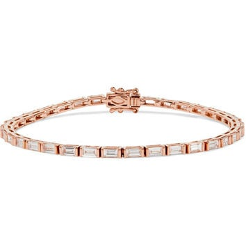 Anita Ko - 18-karat rose gold diamond bracelet