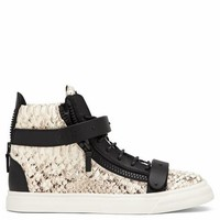 DEVON (RM5042004) Mens Sneakers High Tops | Giuseppe Zanotti Design Online Store