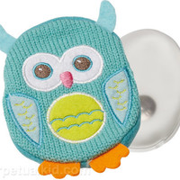 HOT CHICK OWL HAND WARMER