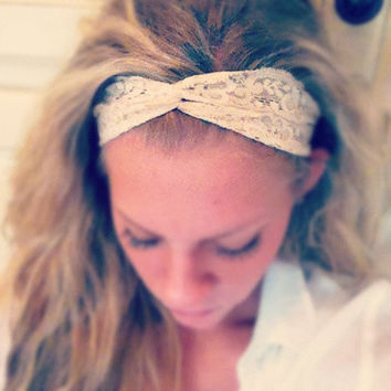 Best Thin Lace Headbands Products on Wanelo f74ef3587a1