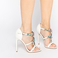 ASOS HEAD IN THE CLOUDS Heeled Sandals