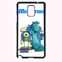 monsters university FOR SAMSUNG GALAXY NOTE 4 CASE**AP*