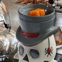 The Undertaker Horror Style Wax Warmer