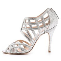 Monique Lhuillier Cutout Sandals | SHOPBOP