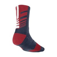 Nike Store. Nike Elite Sequalizer Crew Basketball Socks (1 Pair)