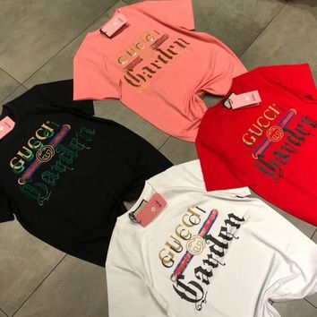 Gucci Garden Collection T-shirt