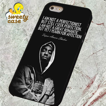 tupac shakur quotes II For SMARTPHONE CASE