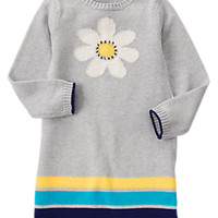 Daisy Gem Sweater Dress