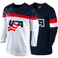 USA Hockey® Nike Twill Jersey
