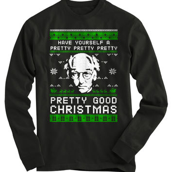 Pretty Good Ugly Christmas Sweater