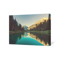 Wilderness Calm Art Canvas