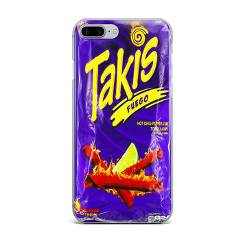 TAKIS PURPLE CUSTOM IPHONE CASE