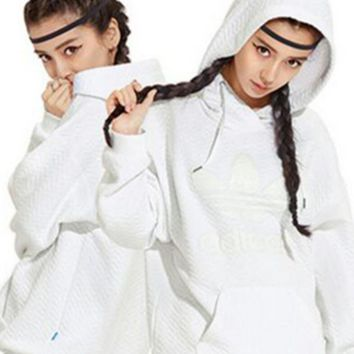 "Women Fashion ""Adidas"" Sweater Hoodie"