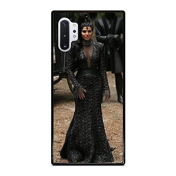 ONCE UPON A TIME EVIL QUEEN Samsung Galaxy Note 10 Plus Case