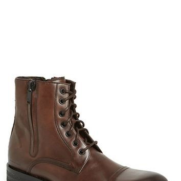 Men's Kenneth Cole New York 'Mind over Matter' Cap Toe Boot,