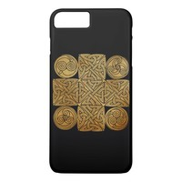 Celtic Knotwork Cross iPhone 7 Plus Case