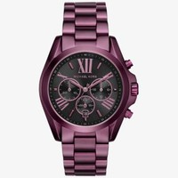 Bradshaw Plum-Tone Watch | Michael Kors