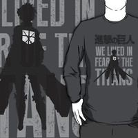 Eren - Attack on Titan T-Shirts & Hoodies