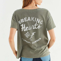Junk Food Breaking Hearts Tee | Urban Outfitters