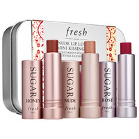 Nude Lip Lovers Mini Kissing Trio - Fresh | Sephora