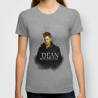 Dean Winchester - Supernatural T-shirt by KanaHyde