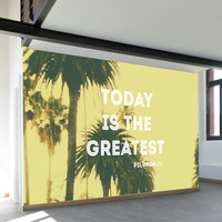 The Greatest Day Wall Mural