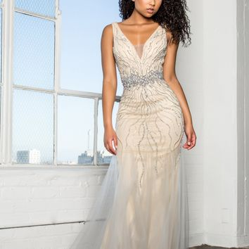Beauty pageant dress  Gls 2344