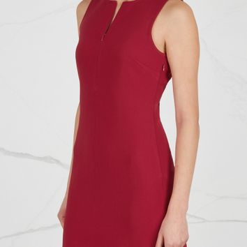 Elizabeth and James Cullin red sheath dress
