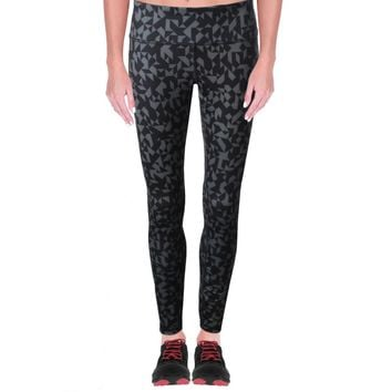 Reebok Womens Yoga Fitness Athletic Leggings