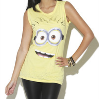Despicable Me Muscle Tank | Shop Junior Clothing at Wet Seal