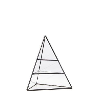 pyramid jewellery box